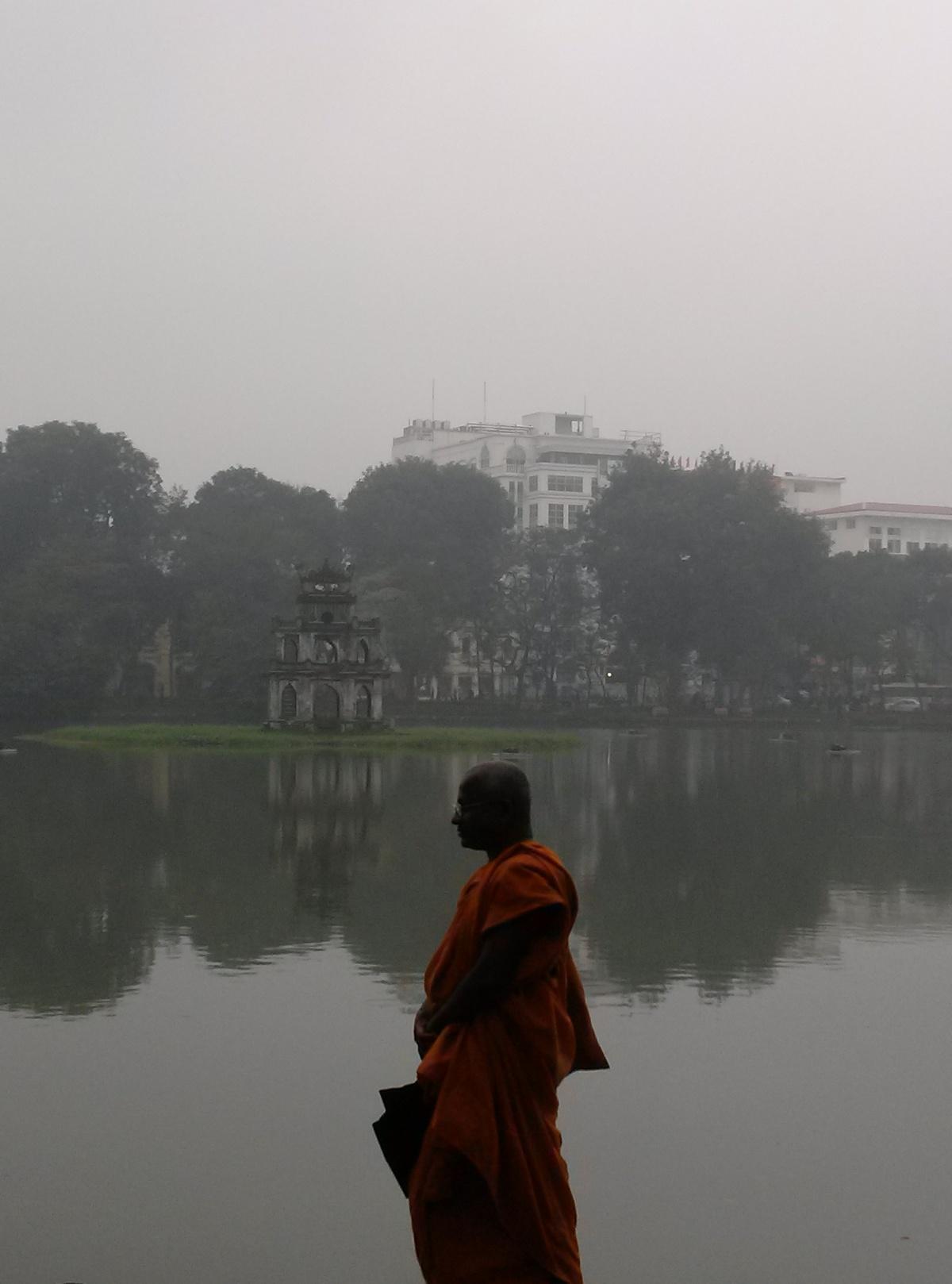 Hanoi--Hoan Kiem Lake