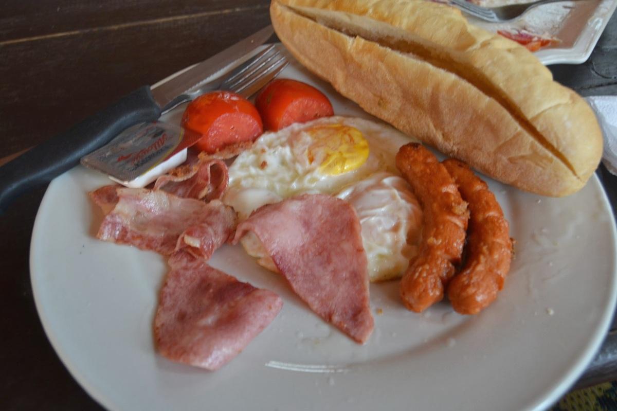 Vang Vieng ~ Breakfast