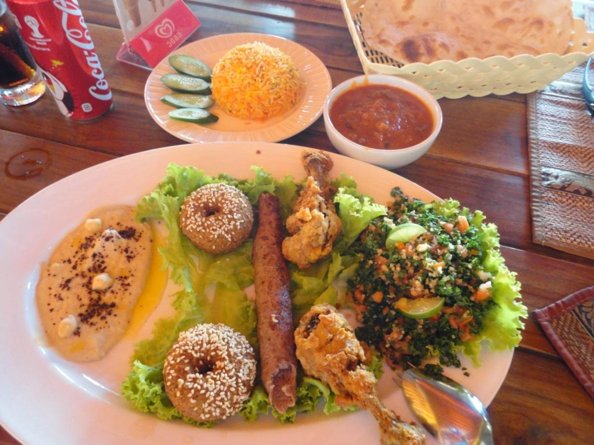 Chiang Mai ~ Babylonian Restaurant
